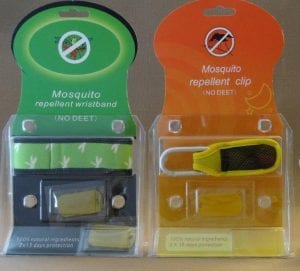 360 mosquito wristbands