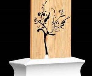 Wooden Air Freshener